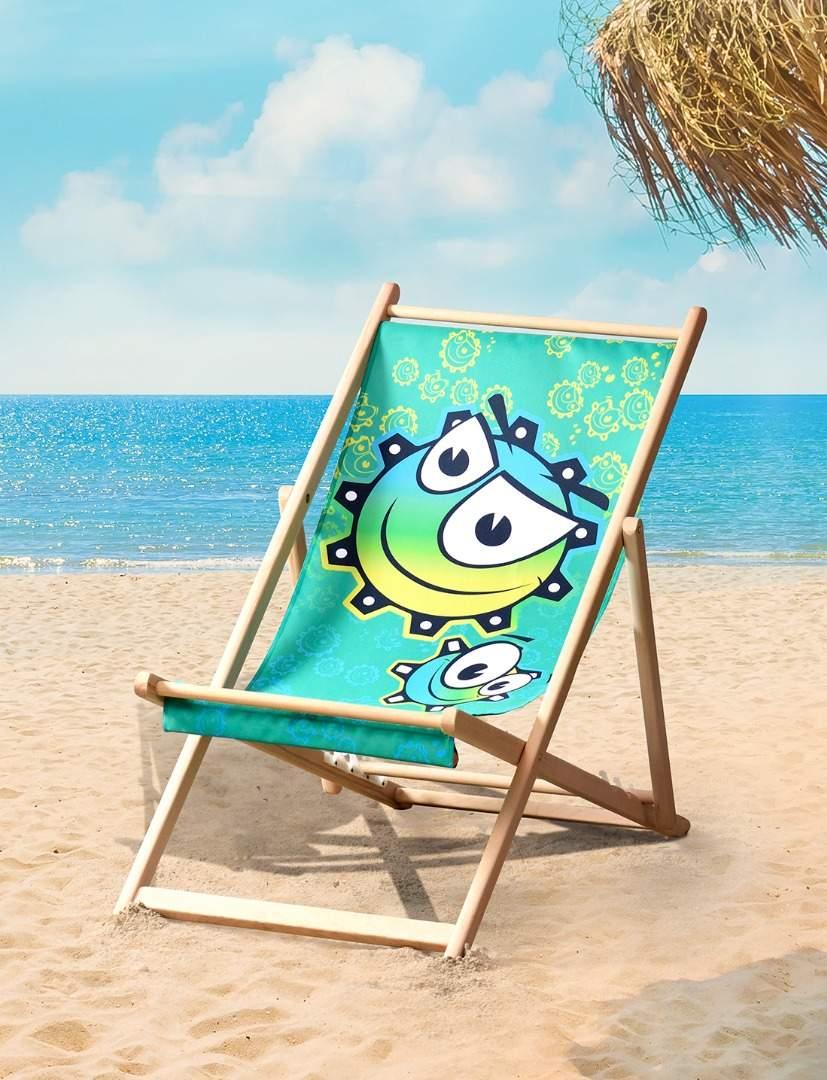 Scaun pliabil de plaja Neata