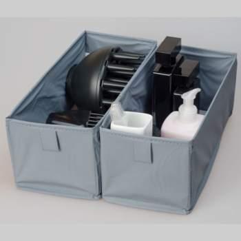 Set 2 cutii organizatoare pentru sertar ReLax