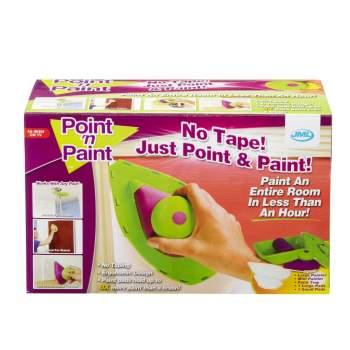 Dispozitiv pentru vopsit rapid Point 'n Paint
