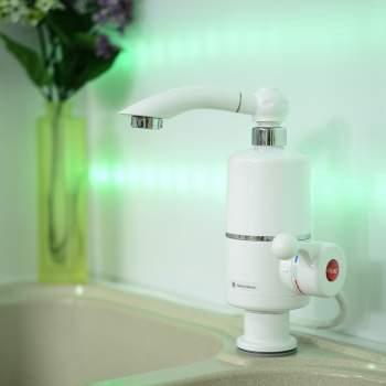 Robinet electric drept cu sistem de încălzire a apei ReLax