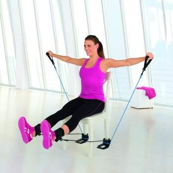 Set corzi elastice de antrenament ReStart