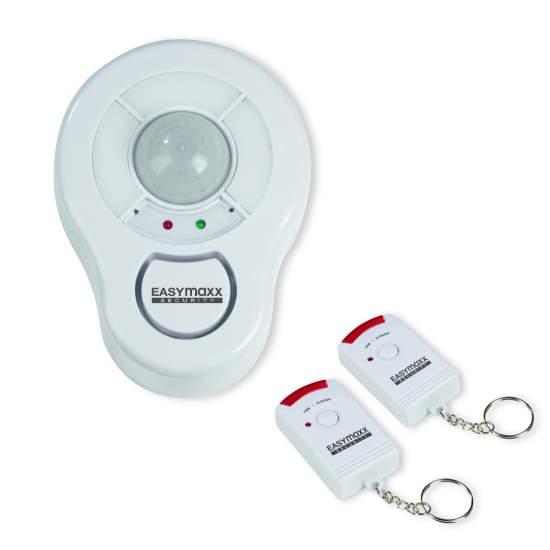 Alarma cu senzor de miscare pentru tavan