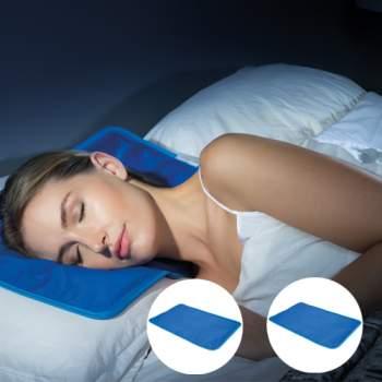 Set 2 perne cu gel pentru răcoare și confort maxim, Chillmax Pillow