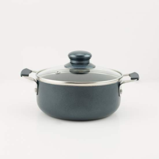 Grill Circle Pot