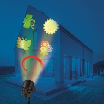 Proiector cu imagini LED EASYmaxx
