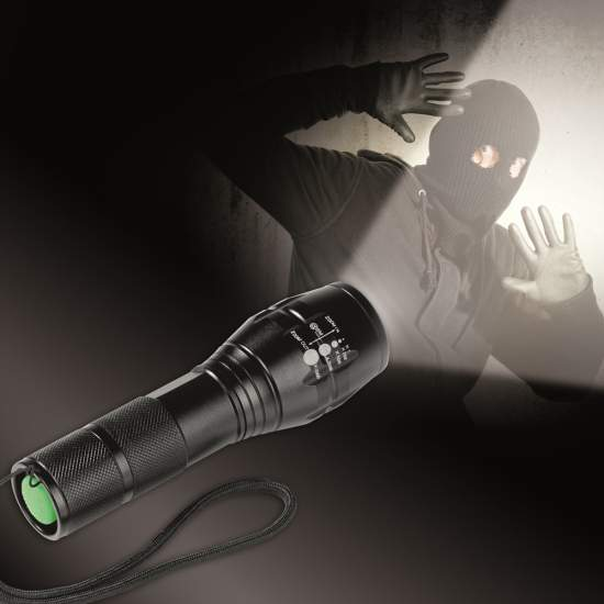 Security Torch