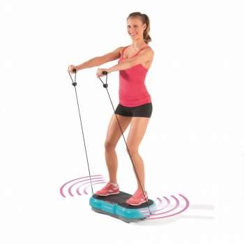 Placă multifuncțională de fitness, Vibrating Plate