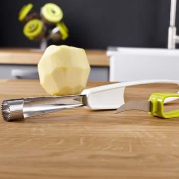 Curățător mere 2 în 1 ReTaste