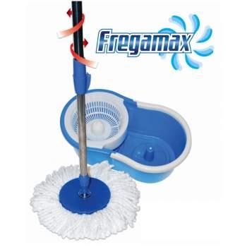 Fregamax, mop cu sistem dublu de centrifugare