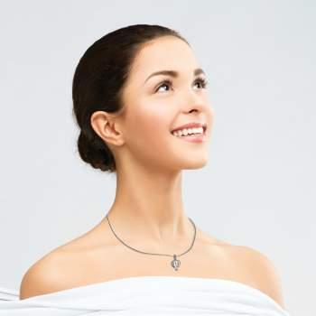 Lănțișor cu perlă Precious Pearl