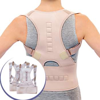 Set 2 Active Posture, corsete cu magneți pentru corectarea posturii