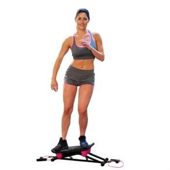 Placă de balans și corzi de fitness Wayflex Corewave