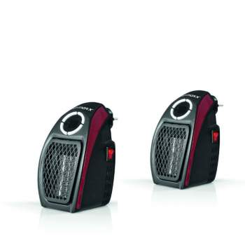 Set 2 aparate de încălzit Mini Heater Pro
