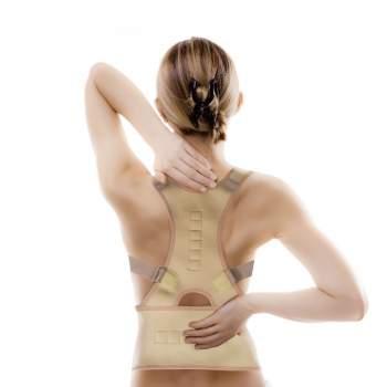 Vital Posture, corset cu magneți pentru corectarea posturii