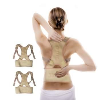 Set 2 Vital Posture, corsete cu magneți pentru corectarea posturii