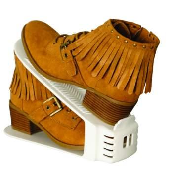 Set 6 organizatoare de pantofi Shoe Slotz