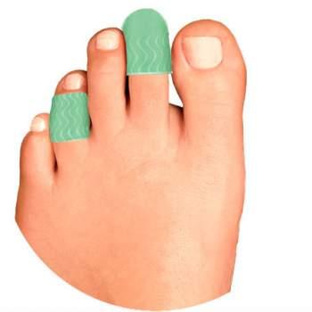 Protecție degete, cu gel activ mentolat, Menthogel