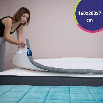 Topper Eazzzy ReLax 160x200x7 cm