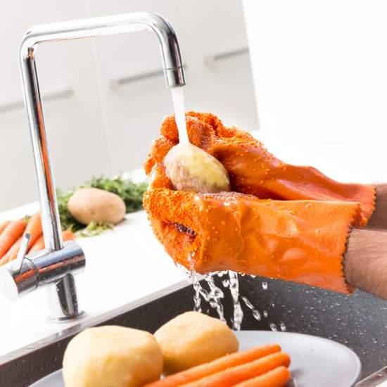Mănuși de curățat legume ReTaste