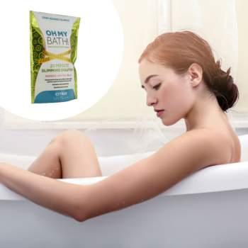 Săruri de baie cu efect de slăbire Slimming Bath