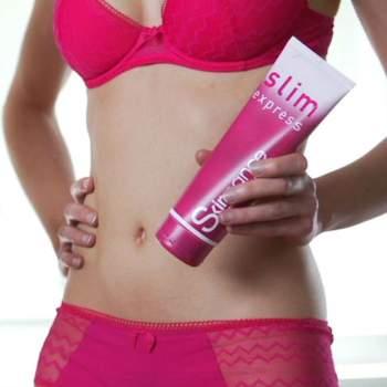 Crema cu efect de slăbire rapidă Slim Express
