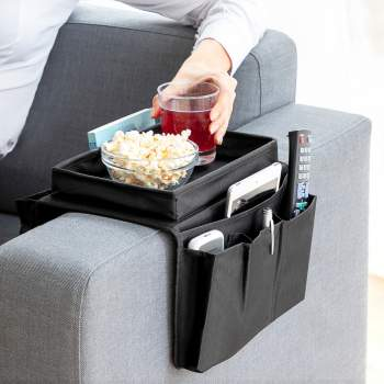 Sofa Tray with Organiser