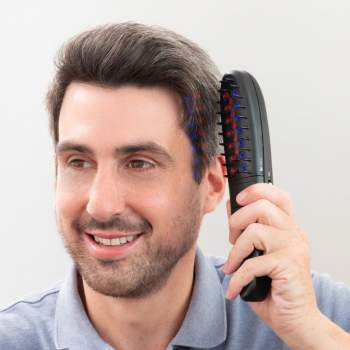 Electric Anti-Hair Loss Brush