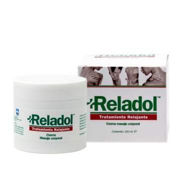 Gel calmant 100 ml, pentru dureri musculare și articulare, Reladol 100