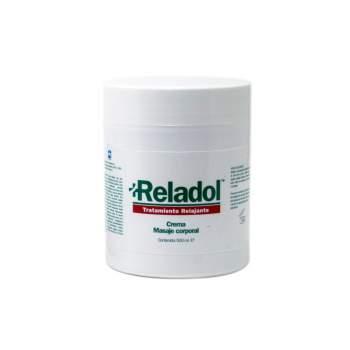 Gel calmant 500 ml, pentru dureri musculare și articulare, Reladol 500