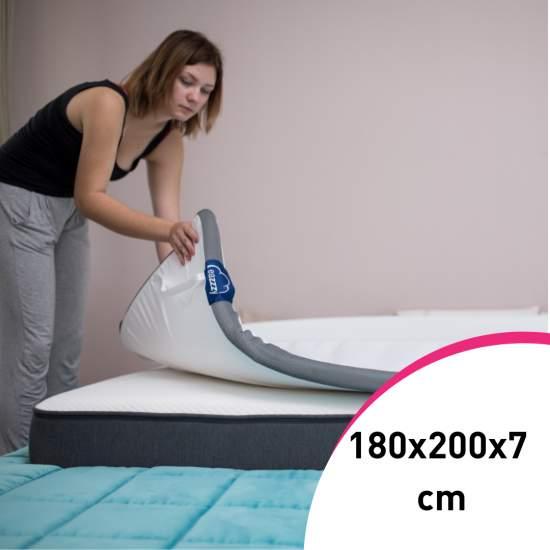 Topper Eazzzy ReLax 180x200x7 cm