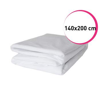Protecție impermeabilă saltea 140x200 cm, cu elastic, EasySleep Cover
