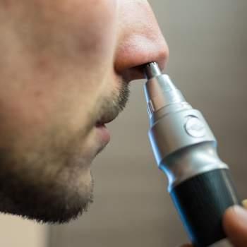Aparat de tuns părul din nas și urechi Nose Trimmer