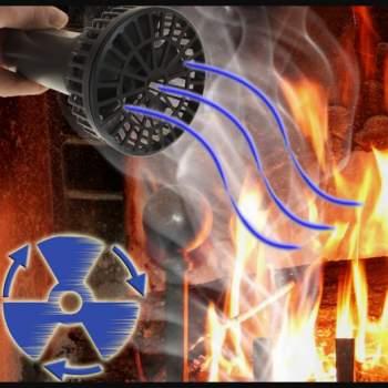 Ventilator electric pentru grătar Barbecue Fan