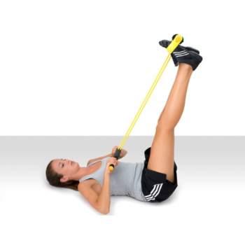 Extensor multifuncțional pentru fitness Resistance Toning Tube