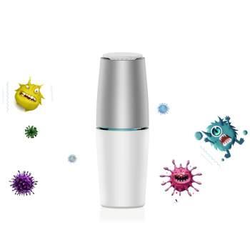 Aparat de purificare și igienizare aer cu lumină UV, Purize UV-C Active