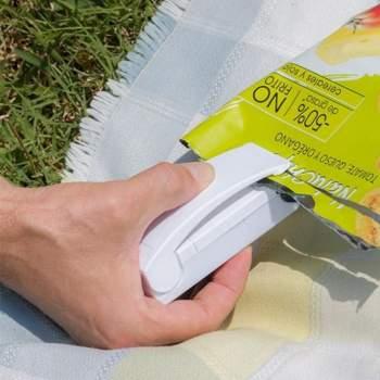 Aparat manual de sigilat pungi cu magnet ReTaste