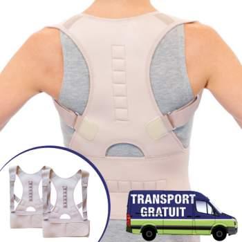 Set 2 Active Posture, corsete pentru corectarea posturii