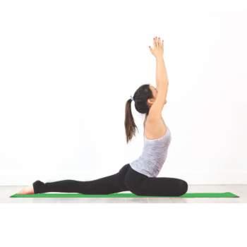 Saltea flexibilă pentru exerciții de yoga și pilates, Yoga Mat