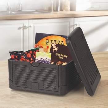 Cutie termoizolantă pliabilă cu capac ReLax