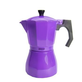 Espressor cafea pentru aragaz ReTaste, mov