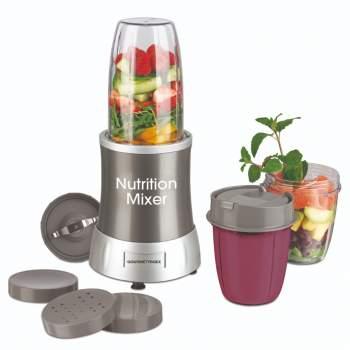 Blender de mixat și mărunțit Nutrition Mixer Plus Silver