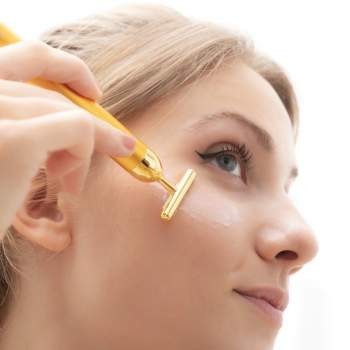 Aparat pentru masaj facial antirid T-Vibe Anti-Wrinkle