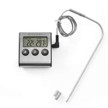 Termometru și timer pentru gătit ReTaste