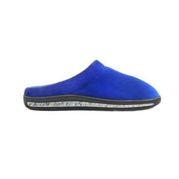 Papuci de casă cu talpă din gel, Gel Slippers, albaștri