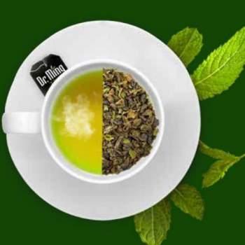 Ceai de slăbit și detoxifiere Dr. Ming, 1+1