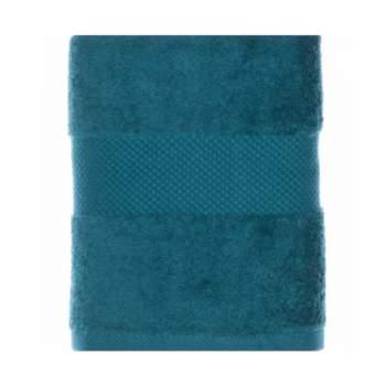 Prosop de baie 100% bumbac organic, 70x140 cm, bleu, EasyFresh