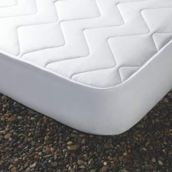 Protecție saltea reversibilă, matlasată, cu elastic, 160x200cm, EasySleep