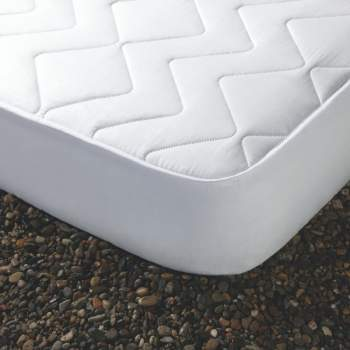 Protecție saltea matlasată, impermeabilă, cu elastic, 140x200cm, EasySleep