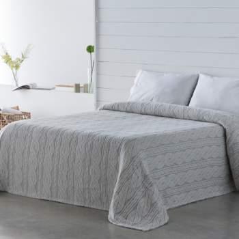 Pătură gri, 240x240 cm, EasyComfort