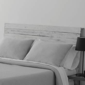 Față de pernă matlasată, gri, 50x70 cm